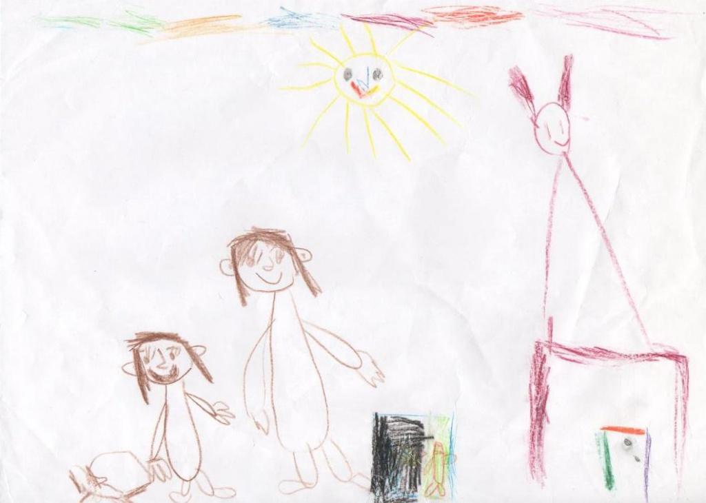 О чем говорят рисунки детей: подсознательная реальность малышей