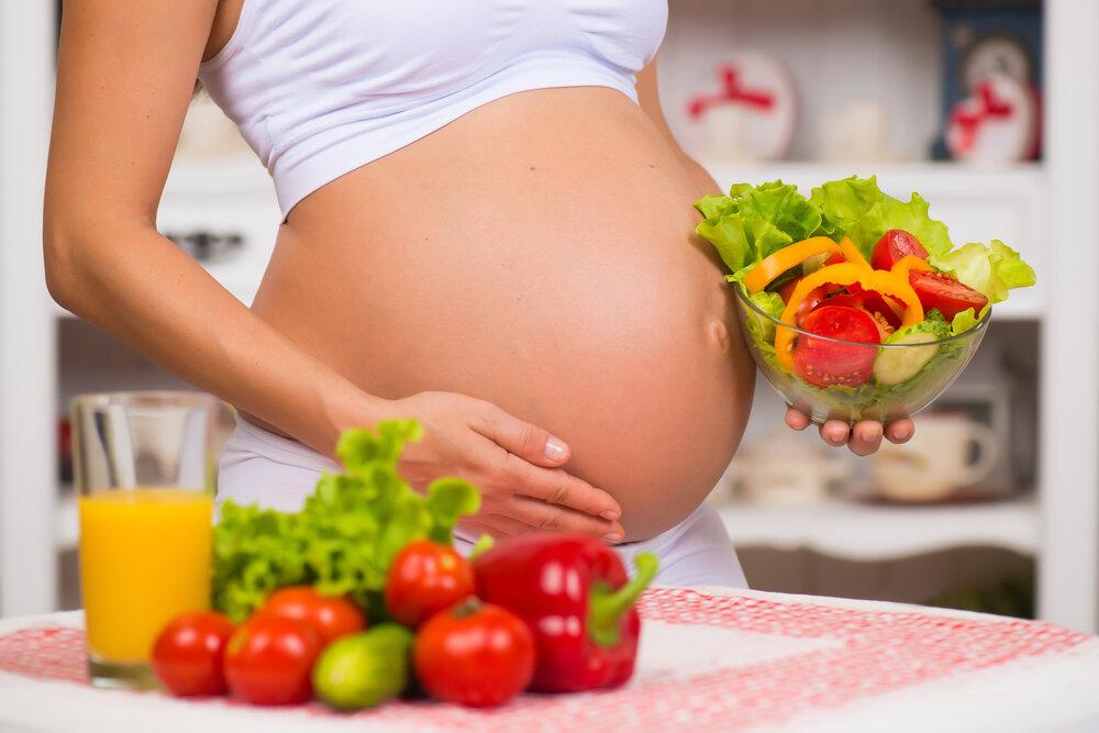 Вегетарианство и беременность: влияние на плод, мнение врачей