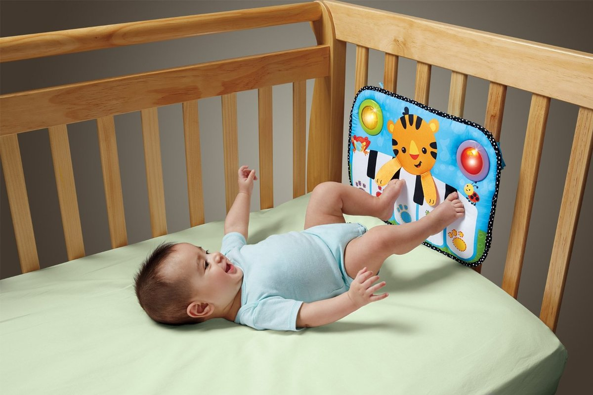 Развитие новорожденного в первый месяц жизни (0-1 месяц)