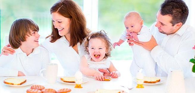 Важность ритуалов в жизни ребенка и семьи - иркутская городская детская поликлиника №5
