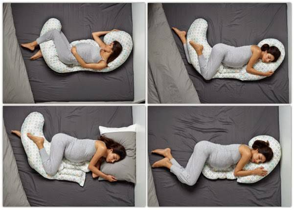 Как правильно спать во время беременности на ранних и поздних сроках, какие позы для сна лучше выбрать?