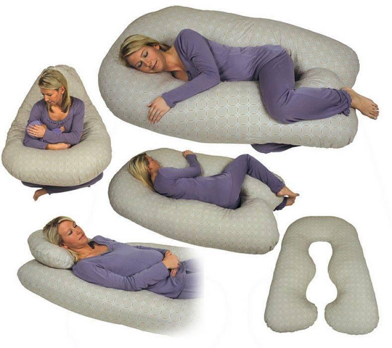 Многофункциональность специальных подушек для полноценного отдыха при беременности