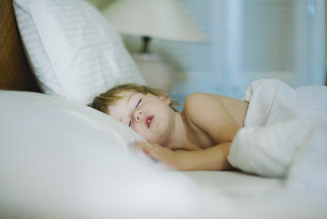 Ребенок плохо спит ночью. как улучшить детский сон?