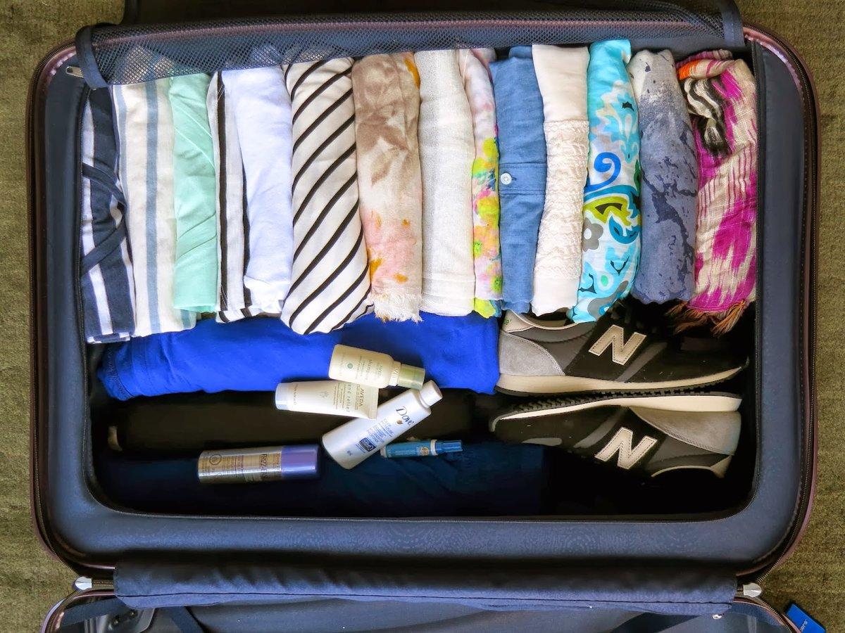 Какие вещи понадобятся для путешествия с ребенком на автомобиле
