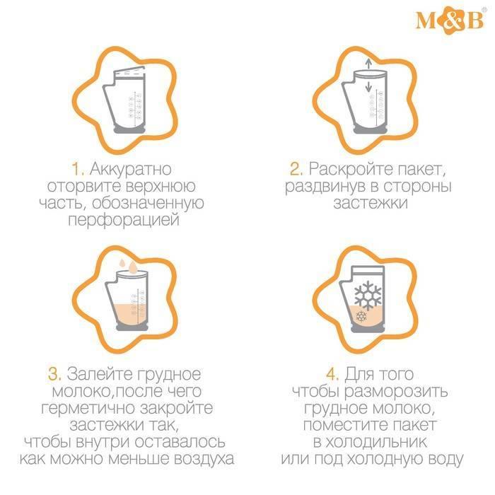 Грудное молоко: как хранить и замораживать     материнство - беременность, роды, питание, воспитание