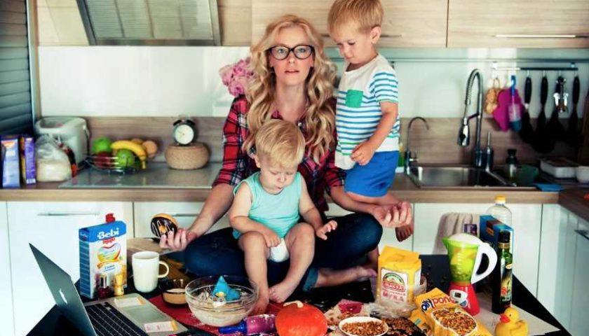 Как и где найти свободное время: 6 лайфхаков для молодой мамы