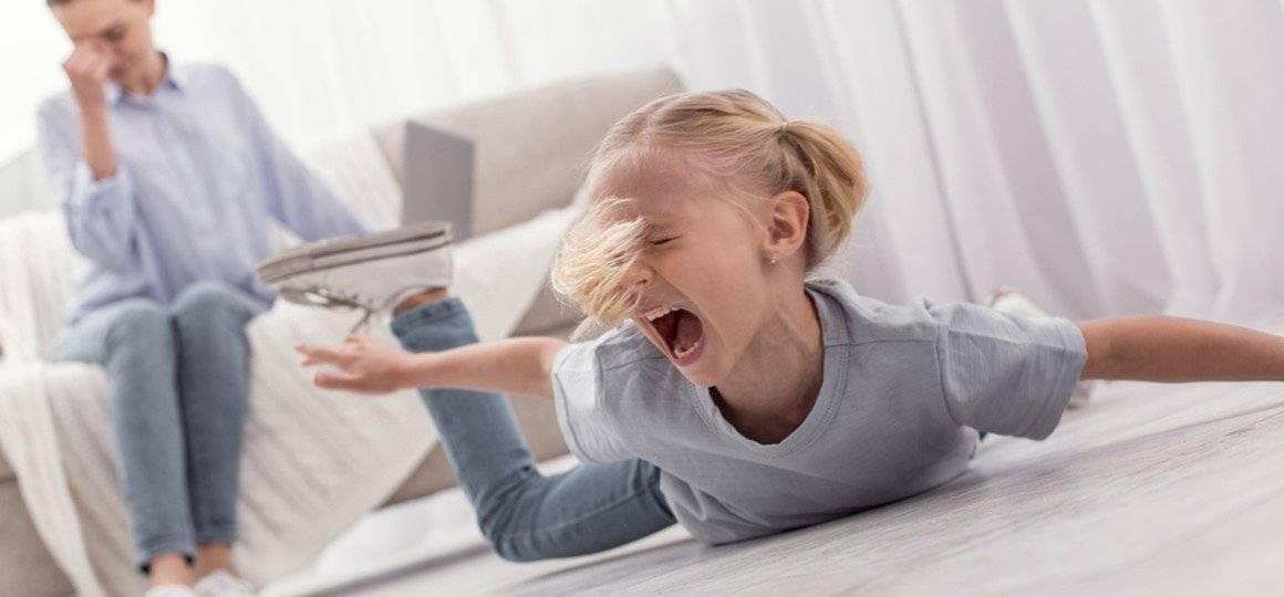 Детские истерики: универсальный способ остановить за минуту любые капризы
