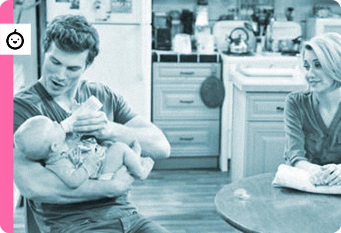 Отношения с мужем после родов|ваш ребенок