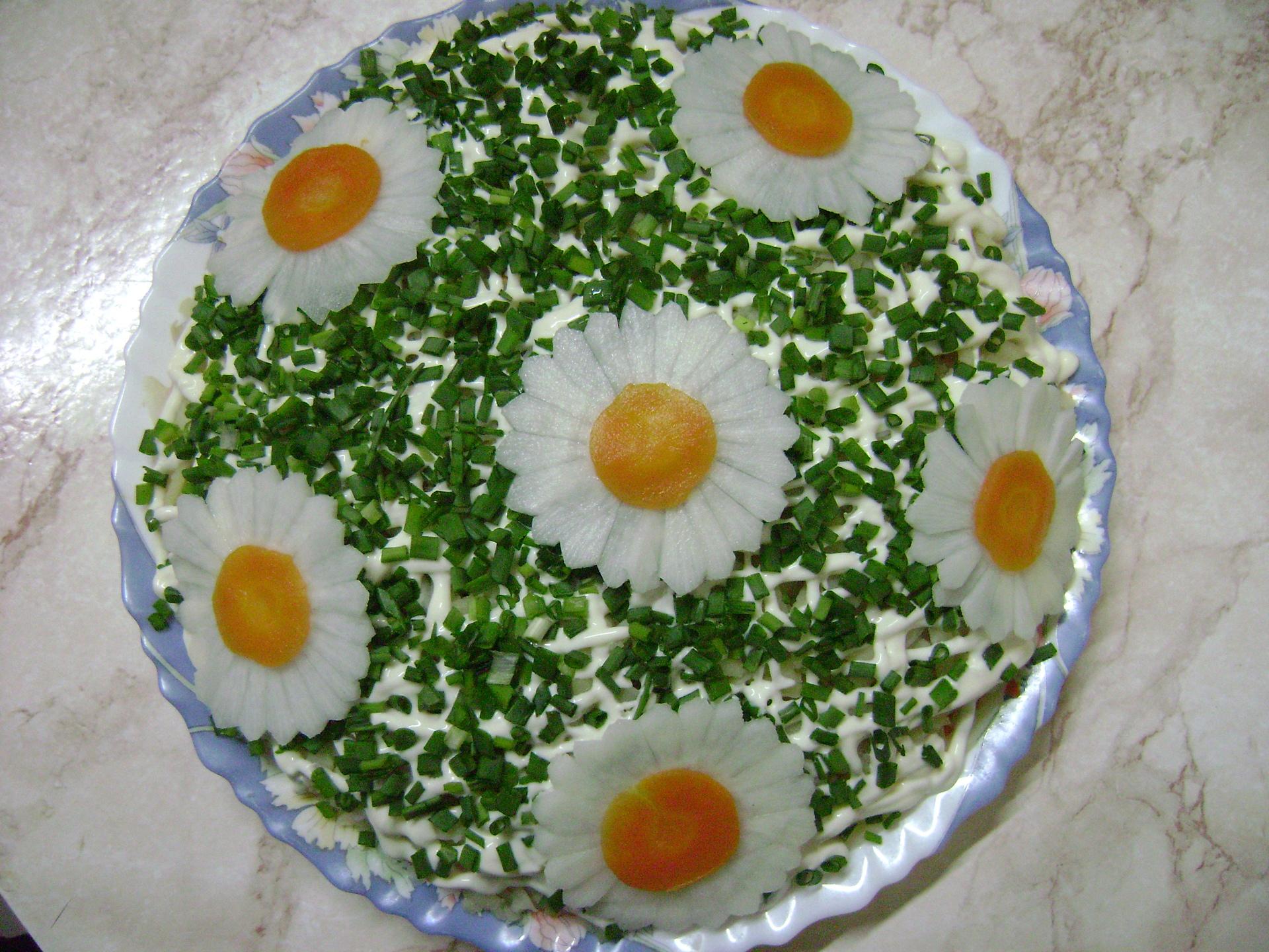 22 салата на детский день рождения