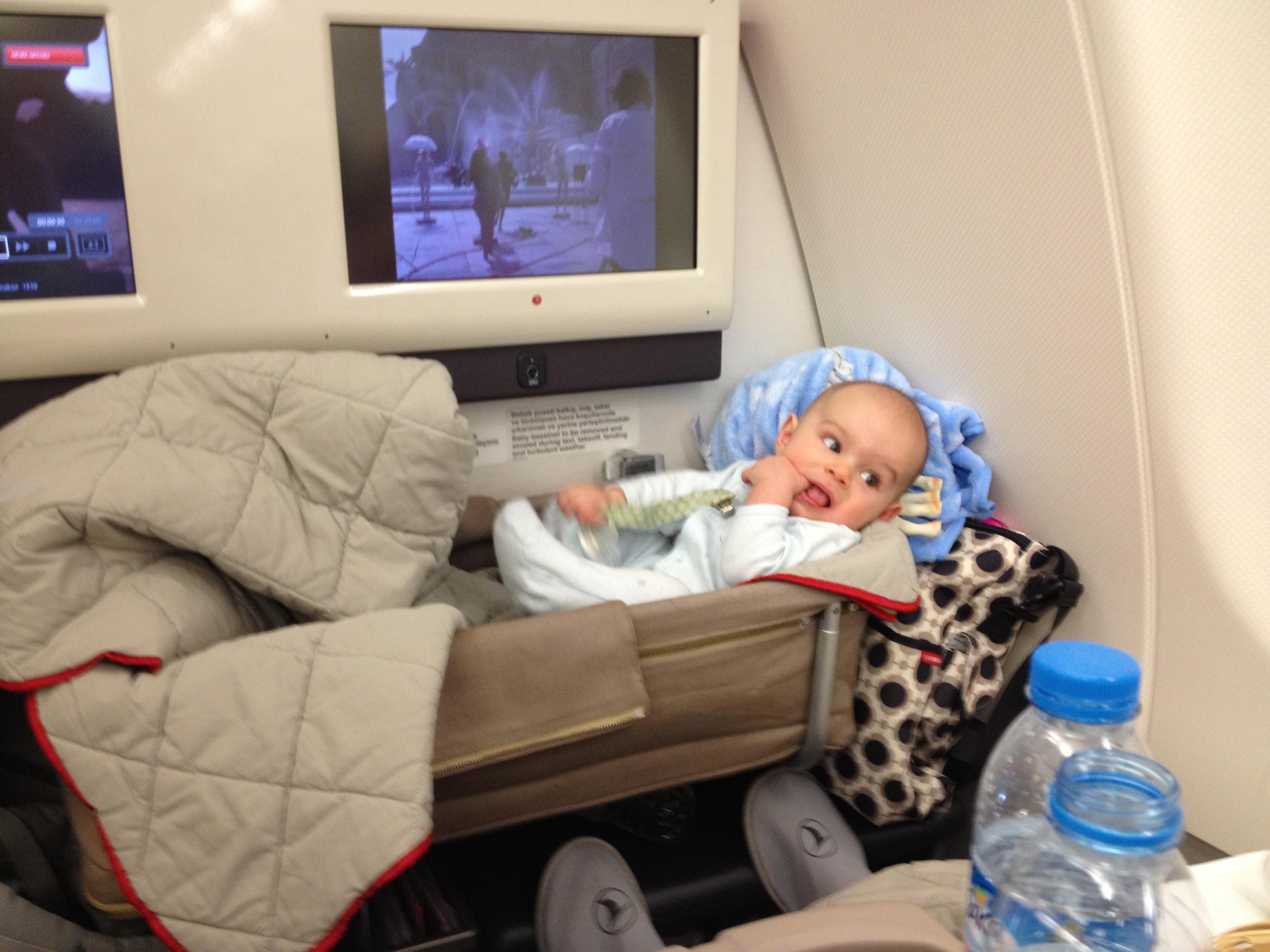 Маленький штурмовик на борту! перелет с ребенком — руководство