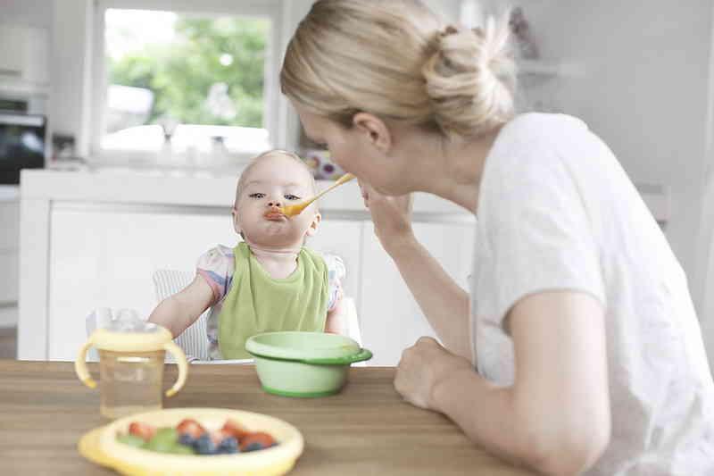 Стоматит чем кормить ребенка