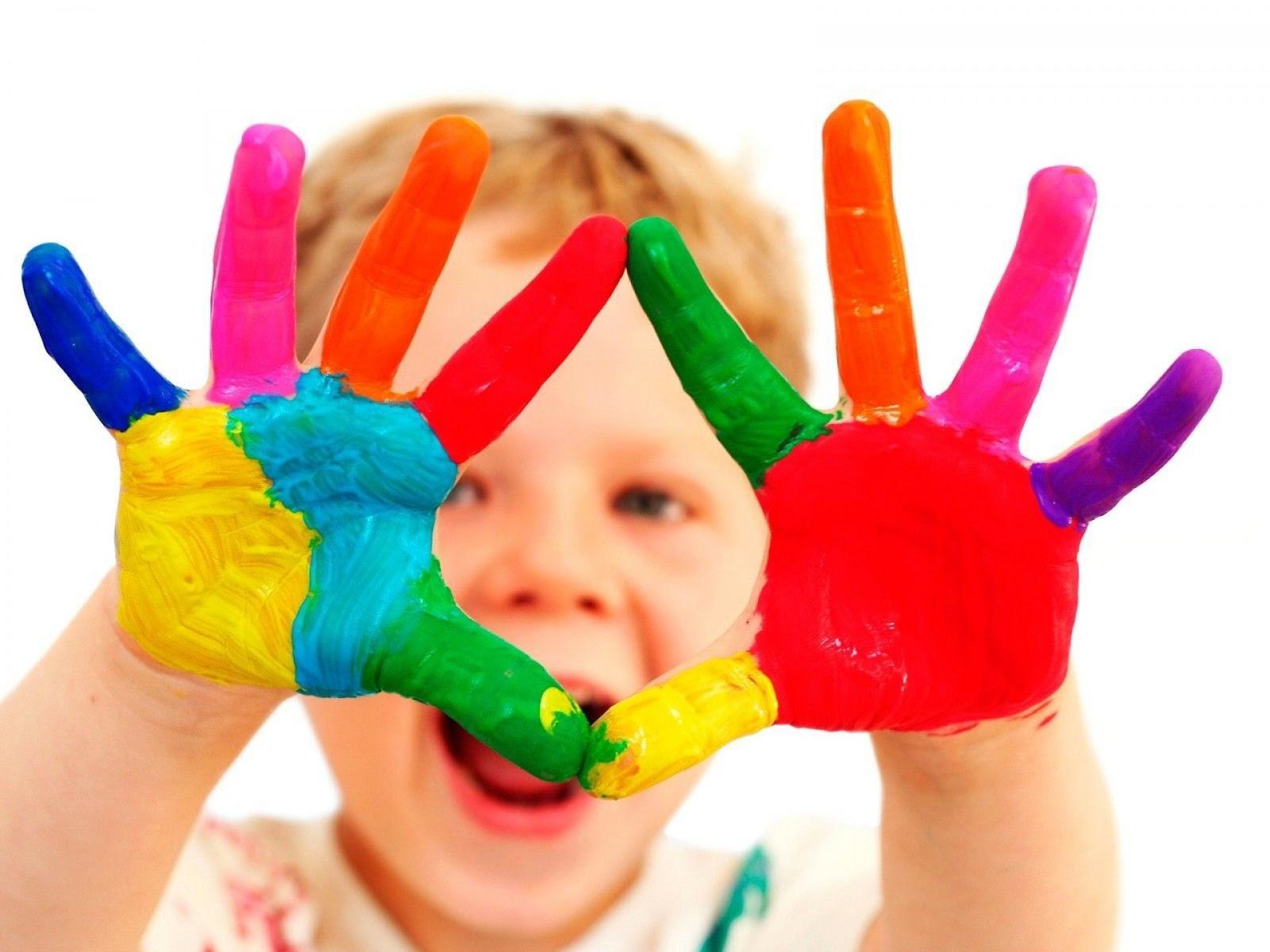 5 действенных методик, которые помогут научить ребёнка различать цвета