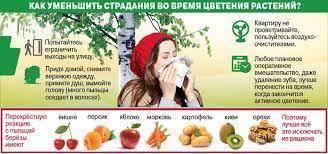 Поллиноз (сенная лихорадка) - симптомы, методы лечения и профилактики