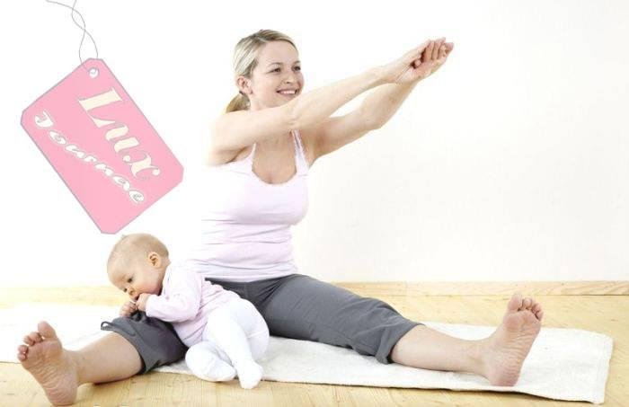 Почему после родов женщины часто толстеют?