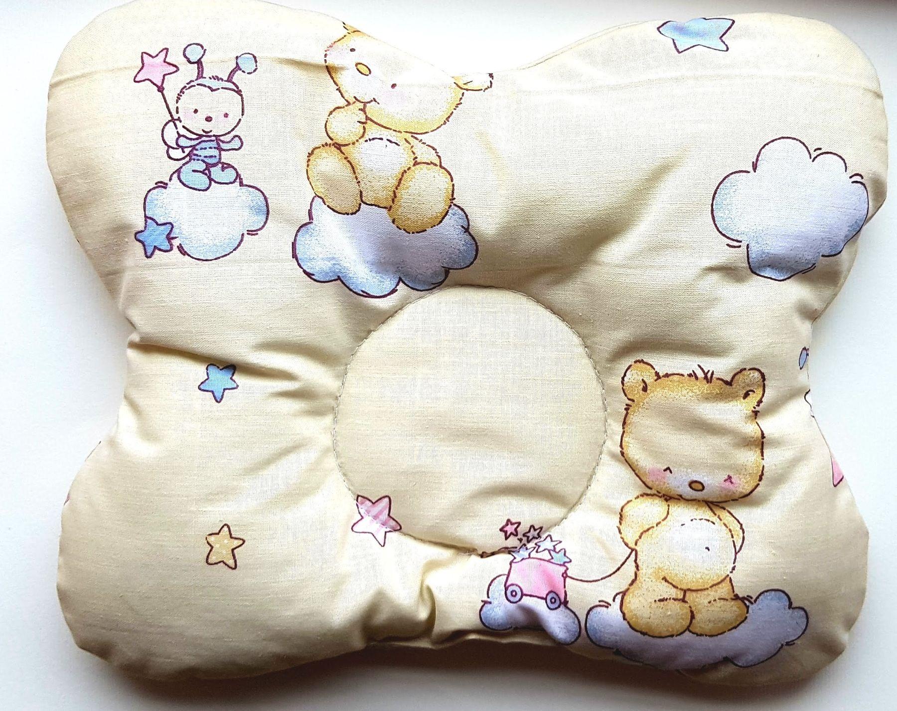 Какая нужна подушка для новорожденного