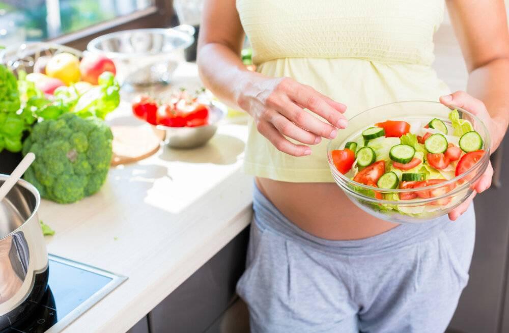 Здоровое питание во время беременности. как составить правильный рацион беременной