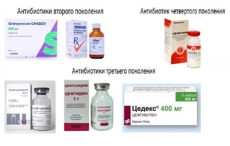 Какие антибиотики можно использовать при отите у ребенка?
