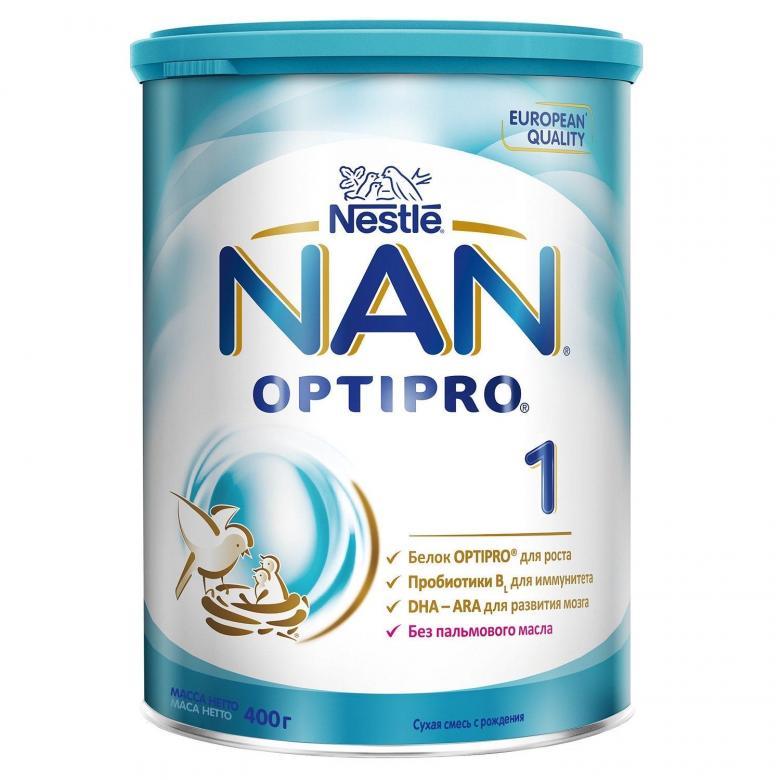 Какую смесь нан выбрать для новорожденного?