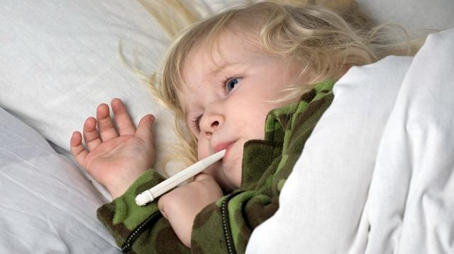 Можно ли делать детям ингаляции при температуре?