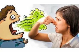 Неприятный запах изо рта у ребенка: симтомы, причины, лечение