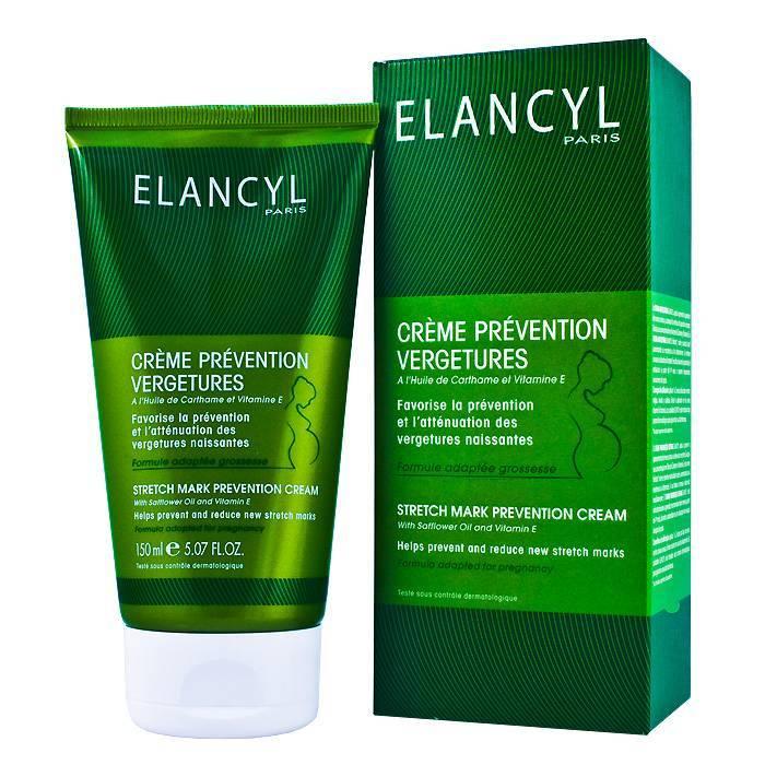 Elancyl: крем от растяжек