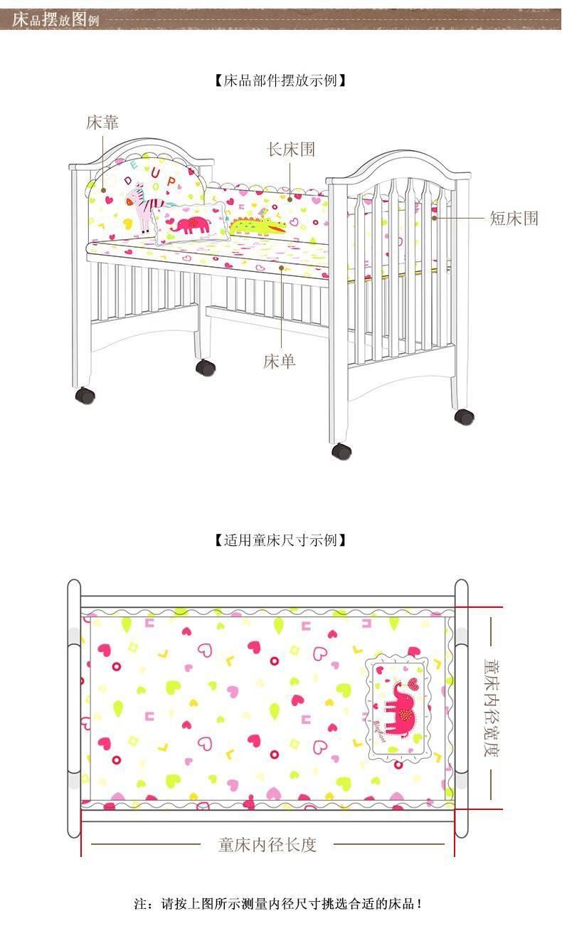 Размеры детских матрасов в кроватку