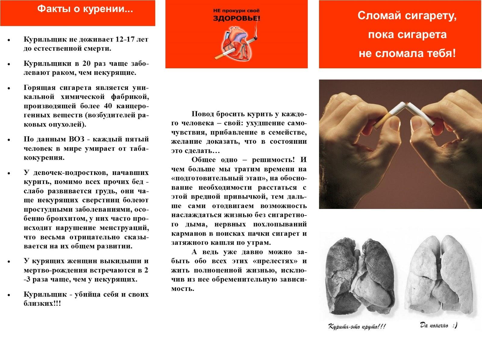 Ребенок курит: что делать родителям