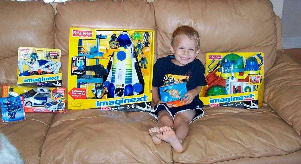 Что подарить мальчику на 5 лет на день рождения - идеи подарков, в том числе сделанных своими руками