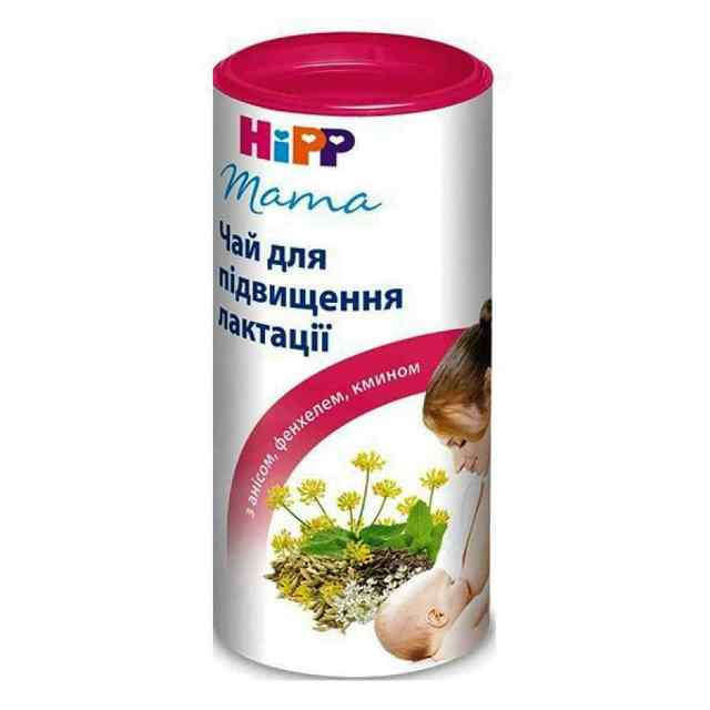 Чай хипп для лактации - состав, применение, отзывы