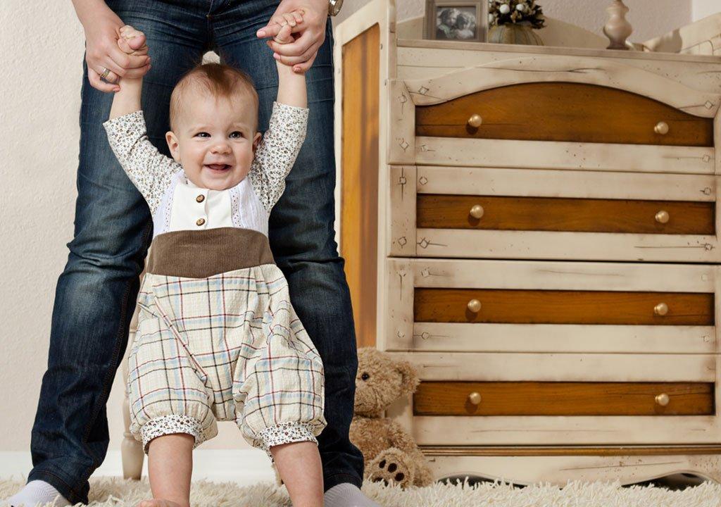 Как все успевать с годовалым ребенком