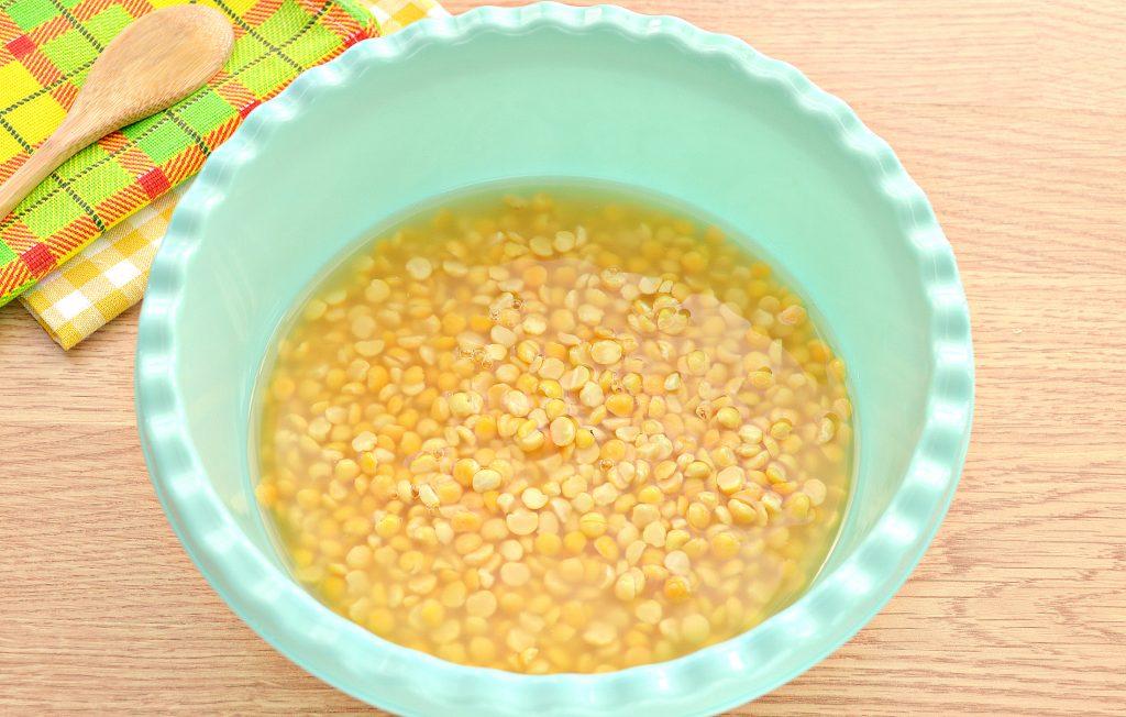 В каком возрасте можно давать детям гороховый суп
