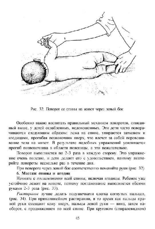 Польза массажа для ребенка от рождения и до года: основы массажа (6 видео инструкций)