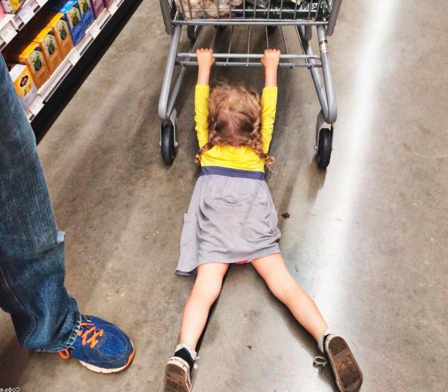 Как правильно отказать ребенку в покупке которую вы не планировали