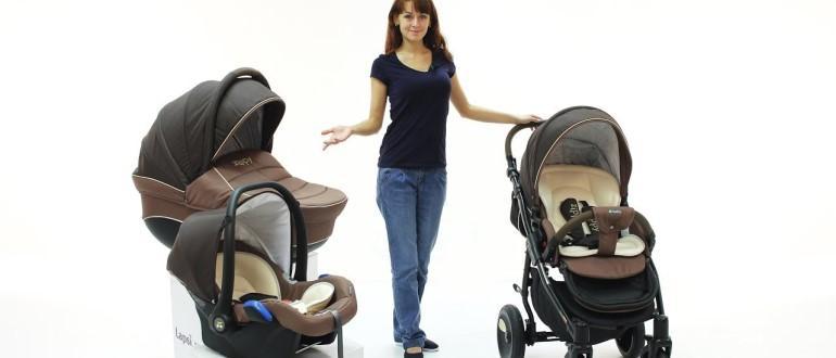Коляска трансформер для новорожденных: рейтинг лучших по отзывам покупателей