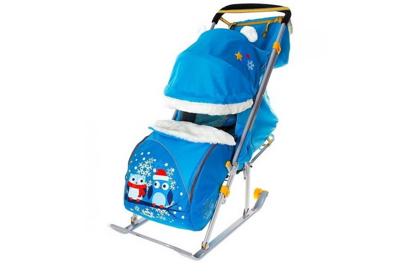 Лучшие санки-коляски для детей - рейтинг 2020