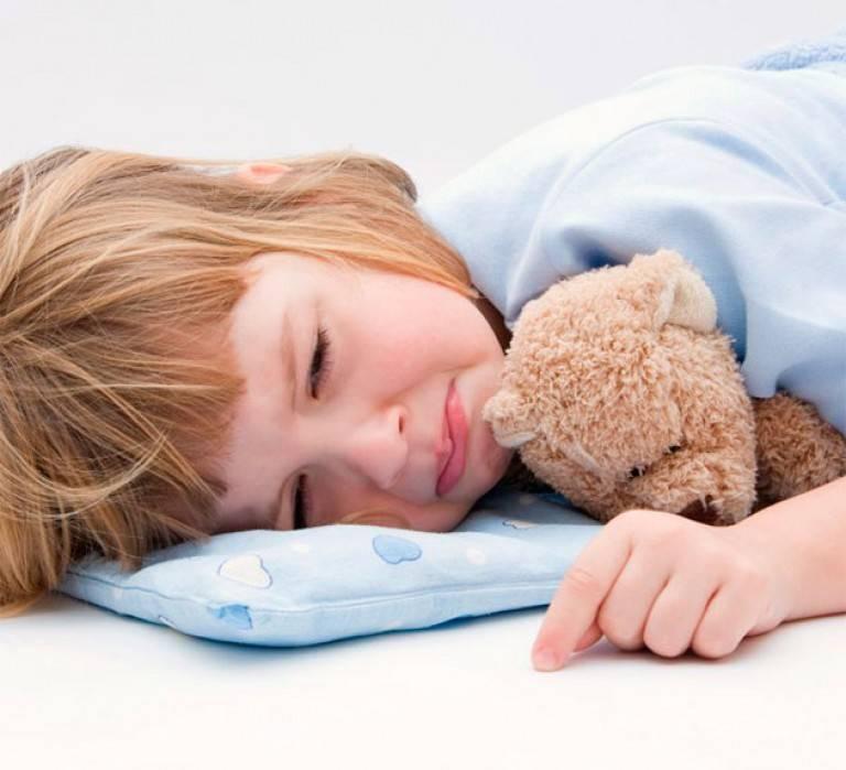 Причины повышенной потливости головы у грудных детей
