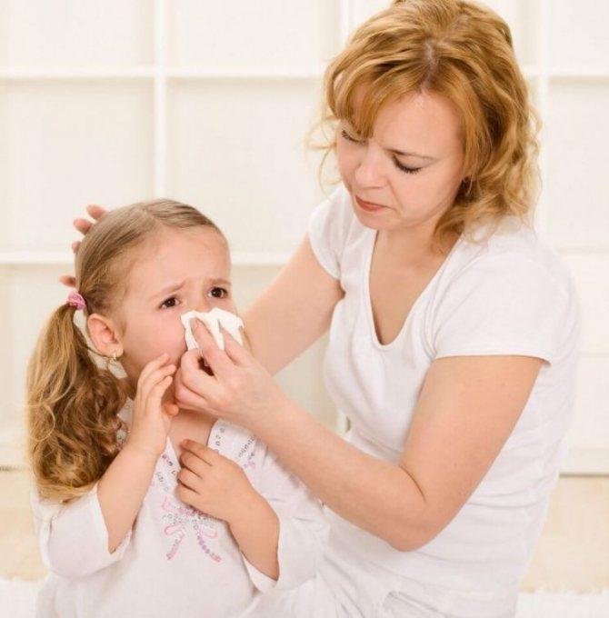 Как лечить аллергический ринит у ребенка — препараты и современные процедуры
