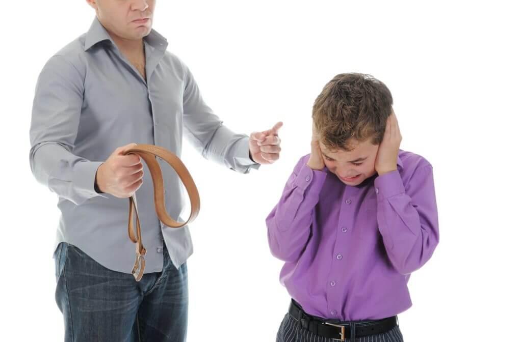Допустимы ли физические наказания детей?