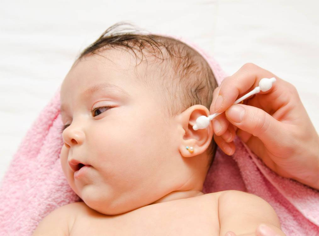 Если у новорожденного холодный нос - мама