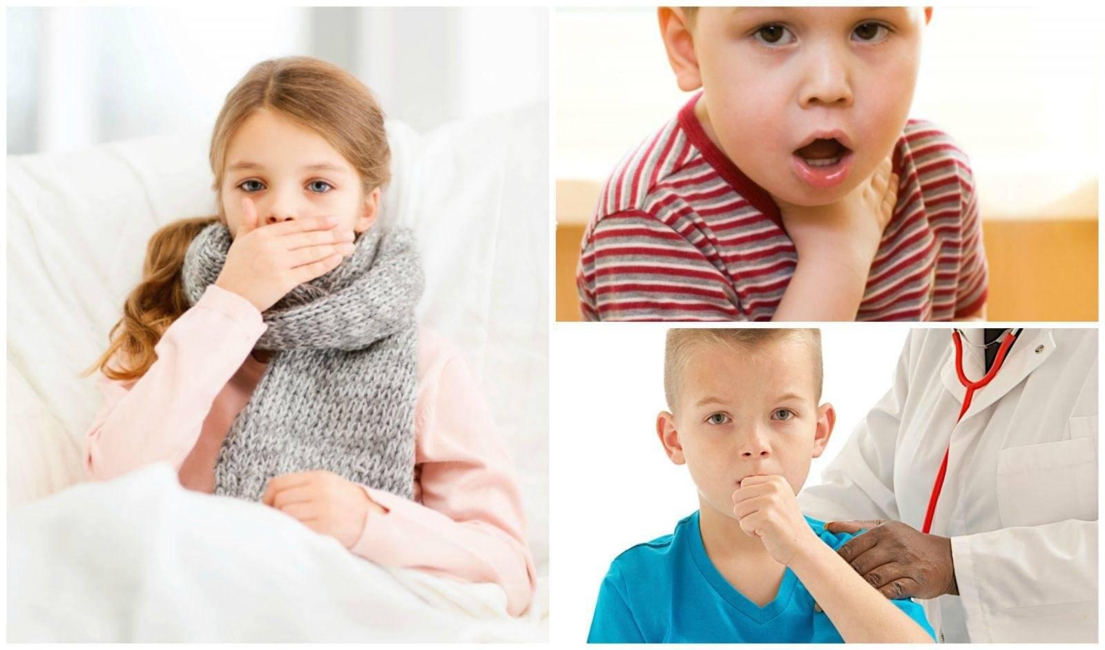 Нервный кашель у ребенка: симптомы и лечение