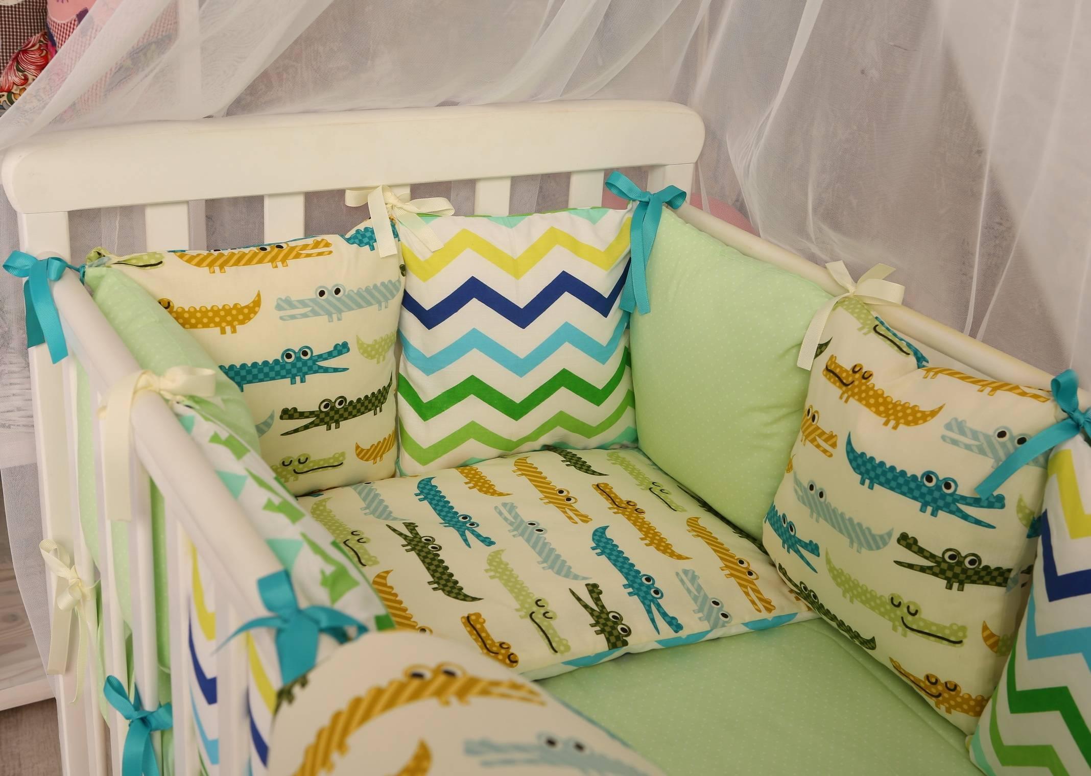 Детское постельное белье размеры для кроватей всех типов