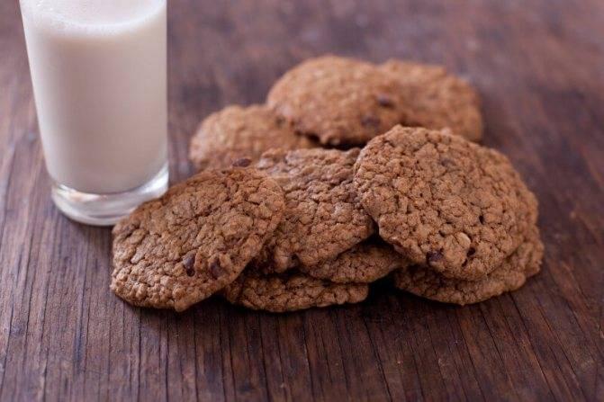Постное печенье при грудном вскармливании - мамины новости