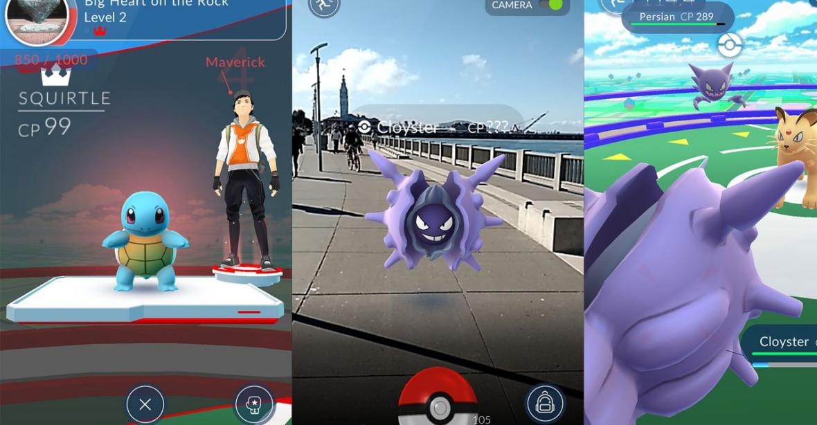 Всё, что спецслужбы могут узнать о вас через pokemon go