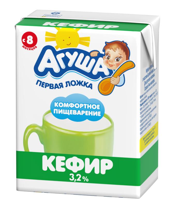 Кефир кефиру – рознь или как выбрать полезный напиток для ребенка до года?