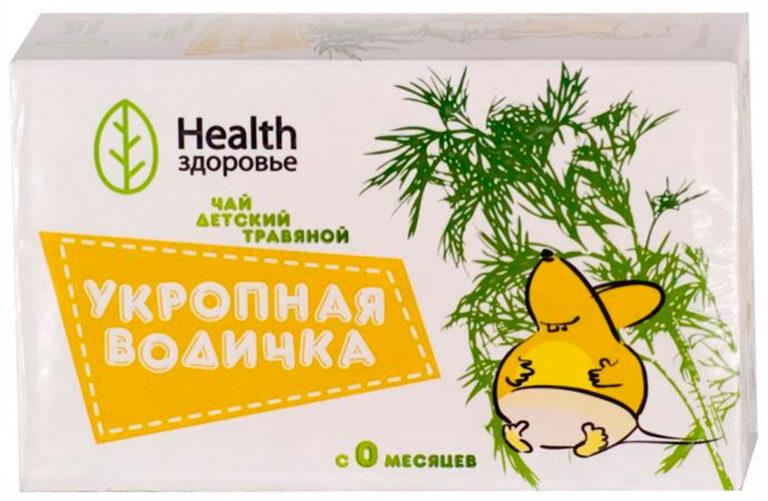 Укропная вода для кормящей мамы от коликов. о лечебных свойствах укропной водички для новорожденных