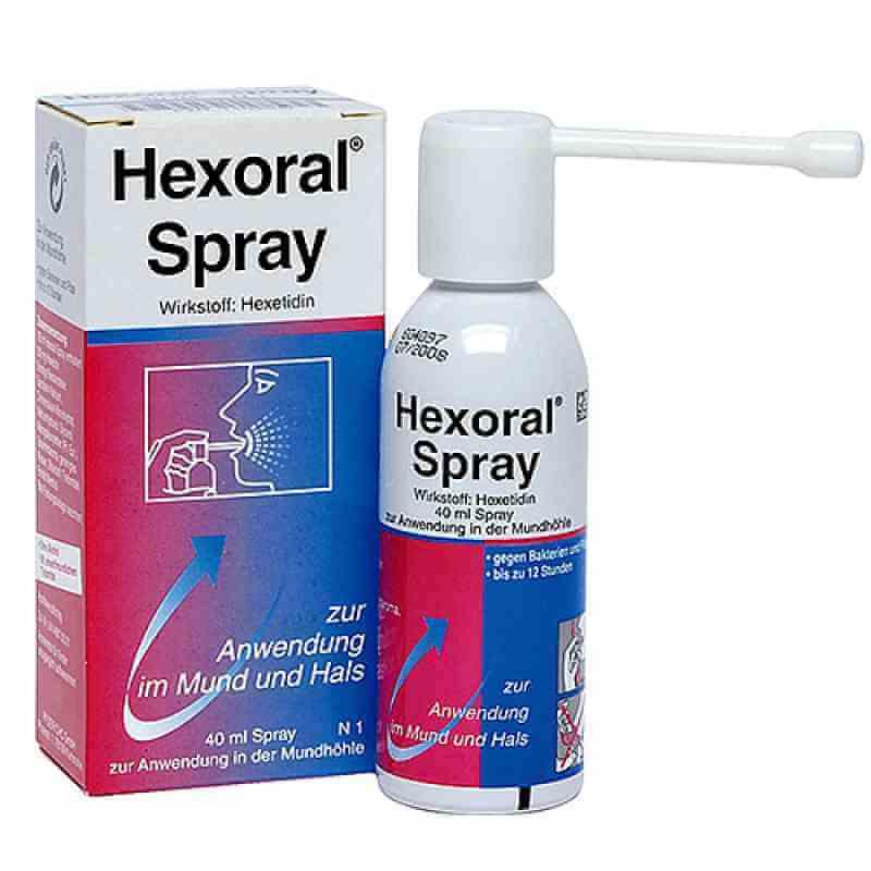 Гексорал при грудном вскармливании – эффективное средство от боли в горле