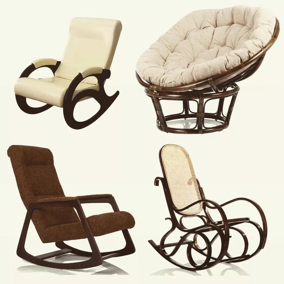 Как выбрать кресло-качалку: важные моменты для правильной покупки