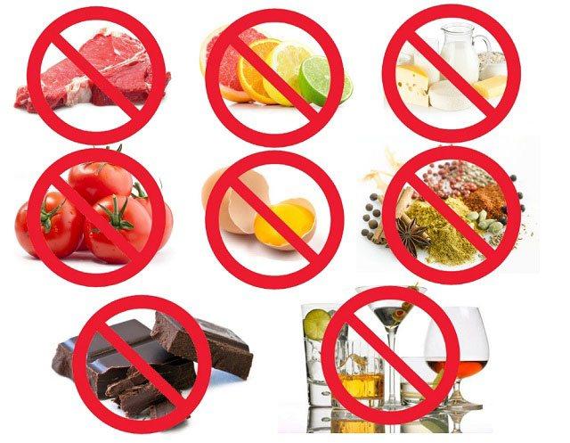 Какие продукты нельзя давать детям до 1 года