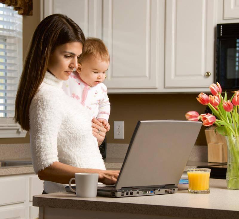 Топ-7 бизнес-идей для мам в декрете - технология бизнеса