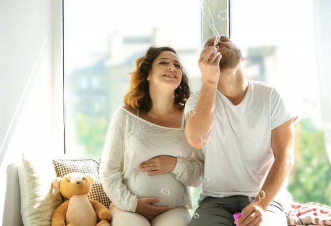 Как мужу пережить беременность жены? советы психолога